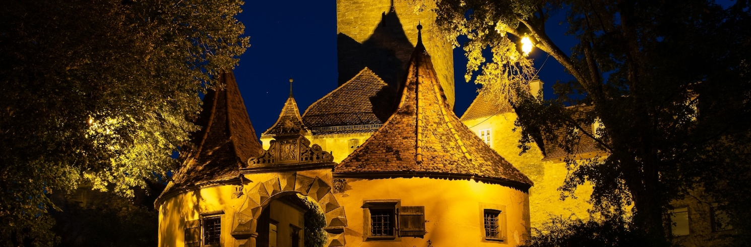 Rothenburg ob der Tauber, Jerman