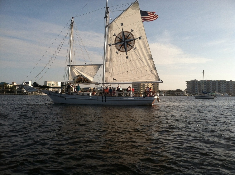 Destin Harbor, Destin, Florida, United States of America