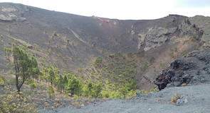 Volcán Teneguía