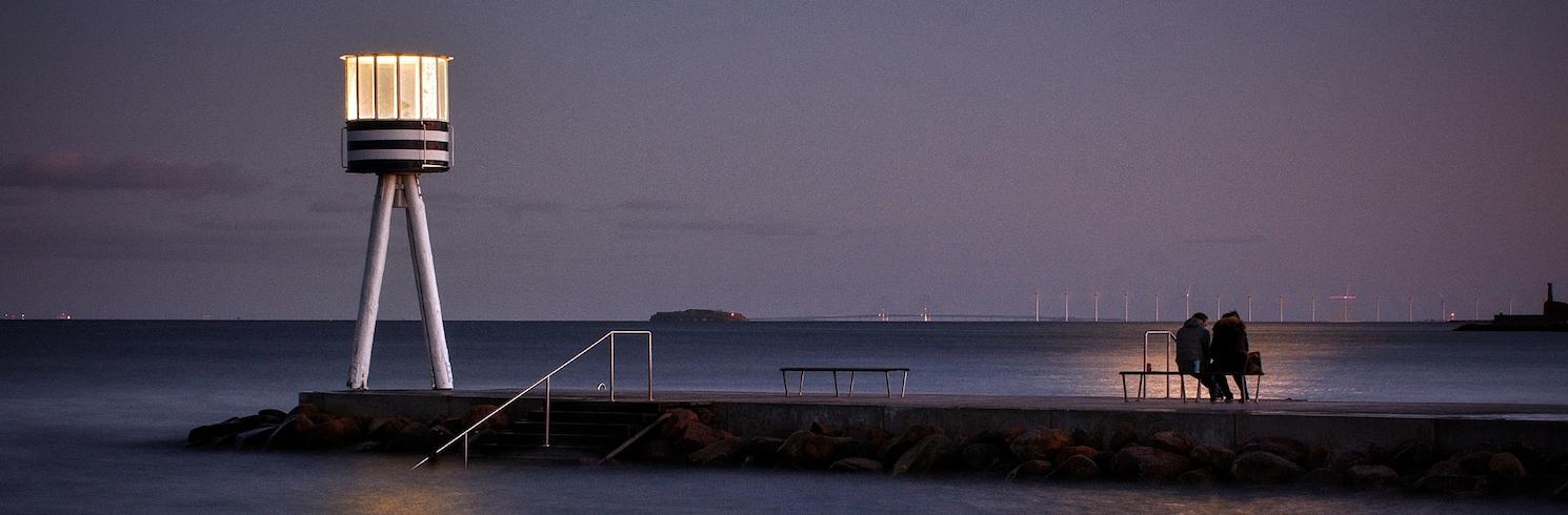 Клампенборг, Дания