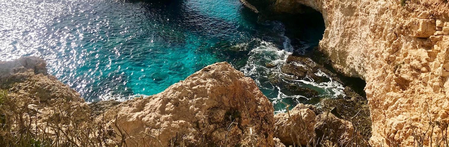 Agía Nápa, Kypros