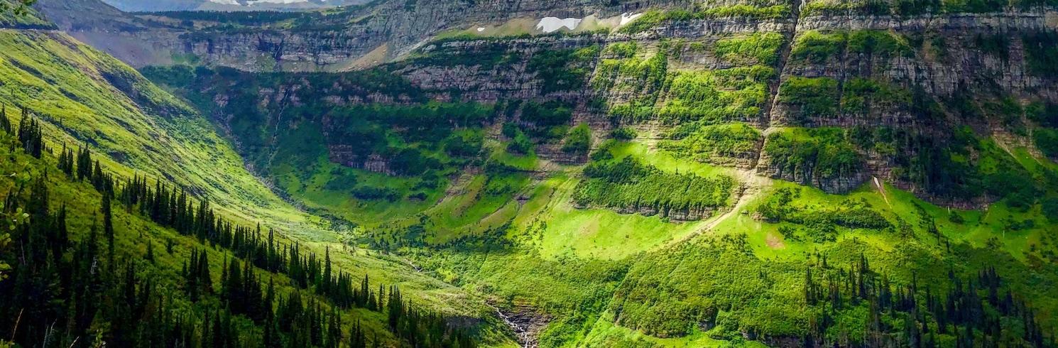 Reserva india Blackfeet, Montana, Estados Unidos