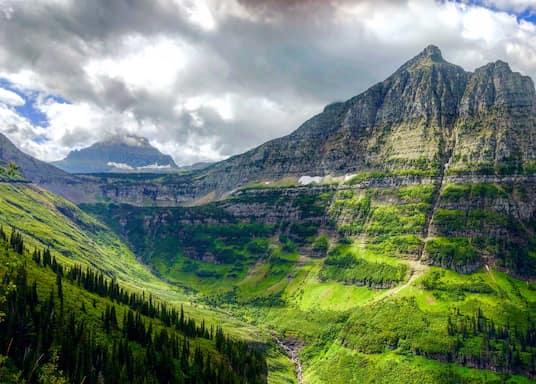 East Glacier Park Village, Montana, Amerika Syarikat