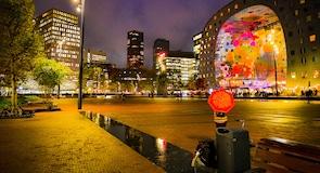 Рыночный павильон в Роттердаме
