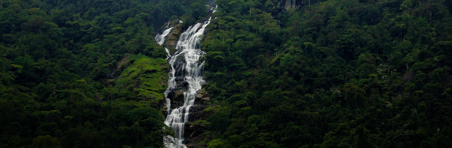 Shimoga-svæðið, Indland