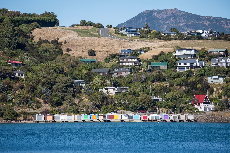 Robinsons Bay, Canterbury, Nouvelle-Zélande