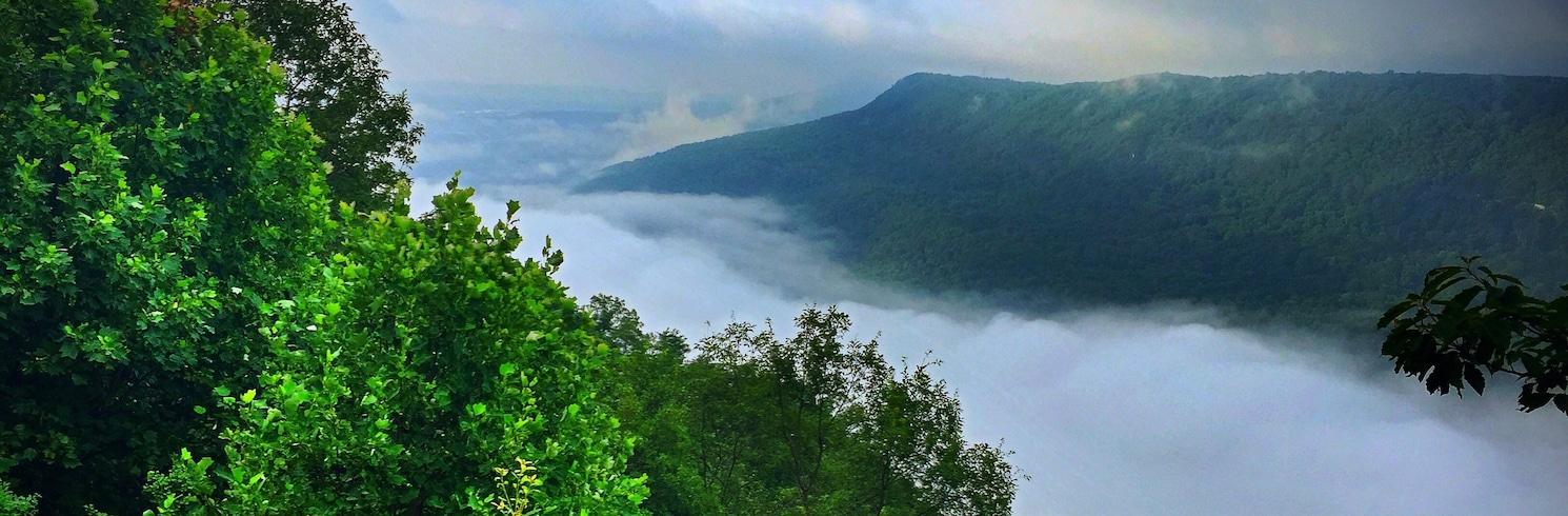 Signal Mountain, Tennessee, USA
