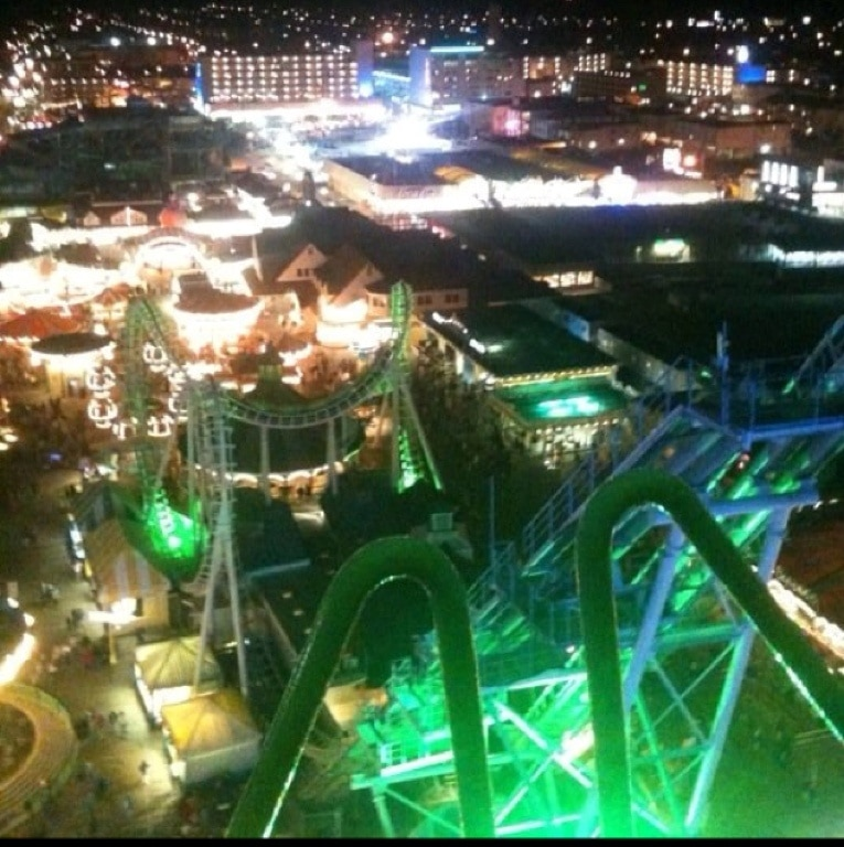 Morey's Piers, North Wildwood, New Jersey, United States of America