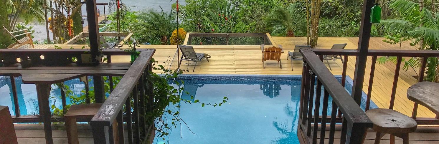 Isla Solarte, Panama