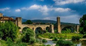 Viejo-broen i Besalú