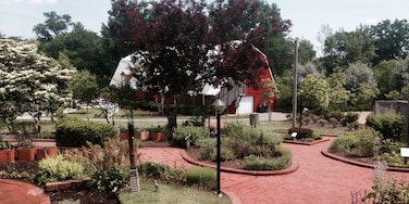 Nice park with pretty gardens and pathways. Great place for a short stroll while enjoying the scenery.