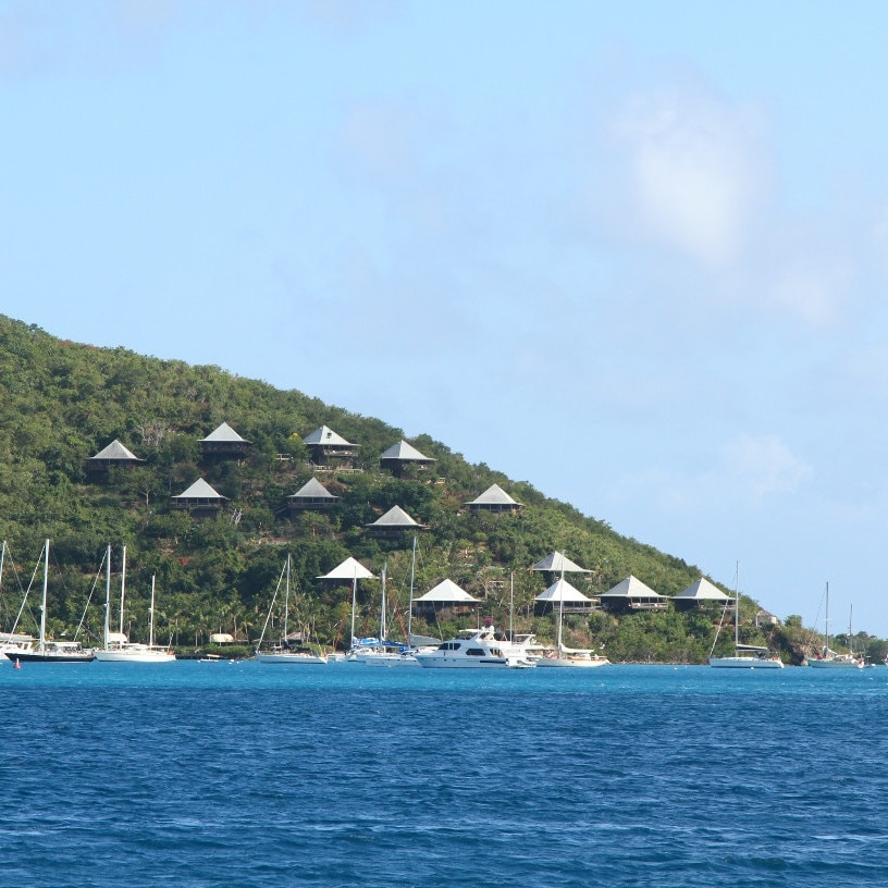 Prickly Pear Island, St John's, Saint John, Antigua and Barbuda