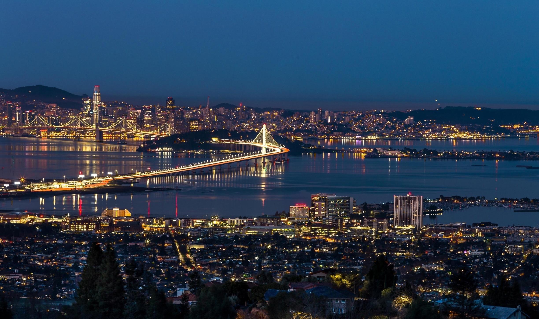 Berkeley Hills, Kalifornien, USA