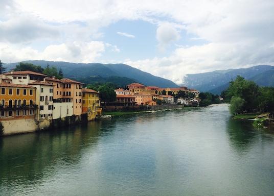 巴薩諾格拉帕, 義大利