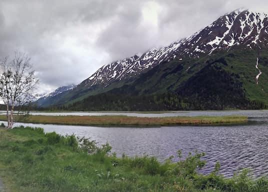 Moose Pass, Alaska, USA