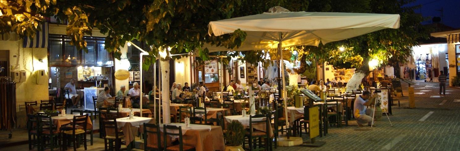 Mochos, Grécko
