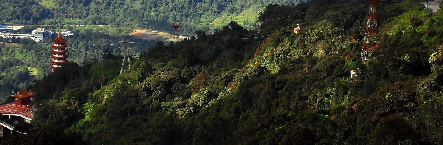 Genting Highlands, Malezja
