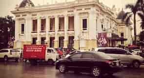 Óperuhúsið í Hanoi