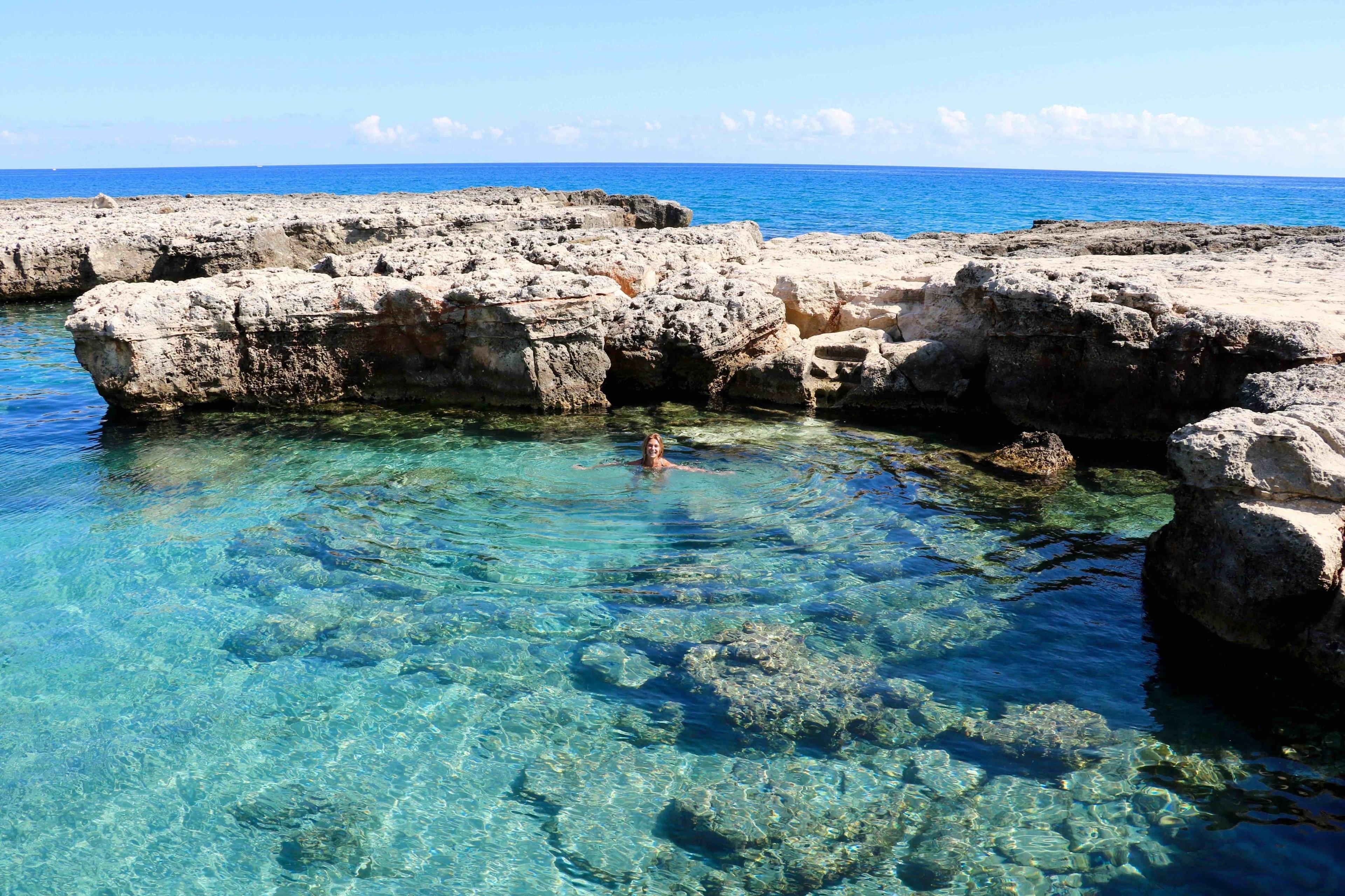 San Foca, Melendugno, Puglia, Italy