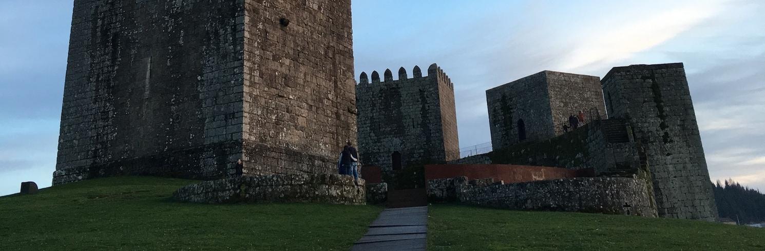 Montalegre e Padroso, Portugal