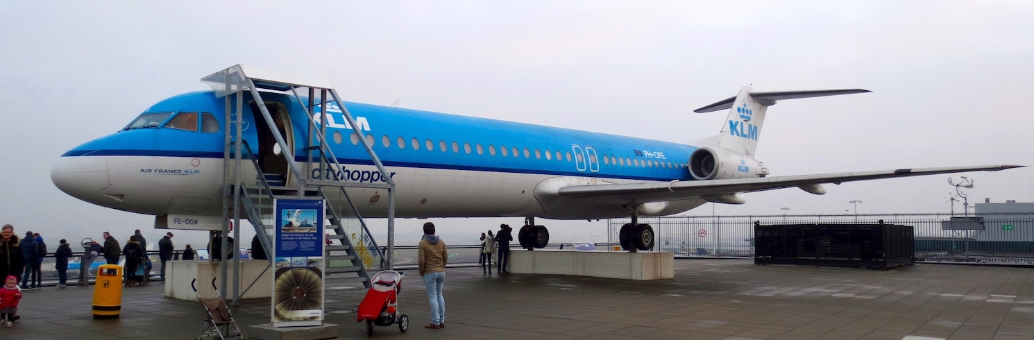 Schiphol, เนเธอร์แลนด์