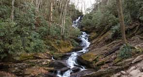 Roaring Fork Waterfalls