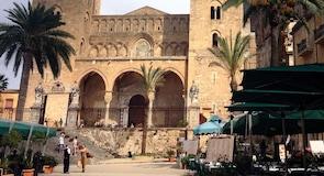 Čefalu katedrāle