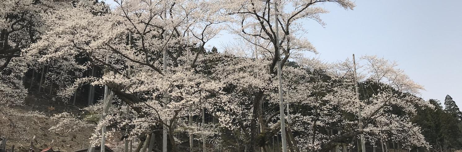 Мотосу, Япония