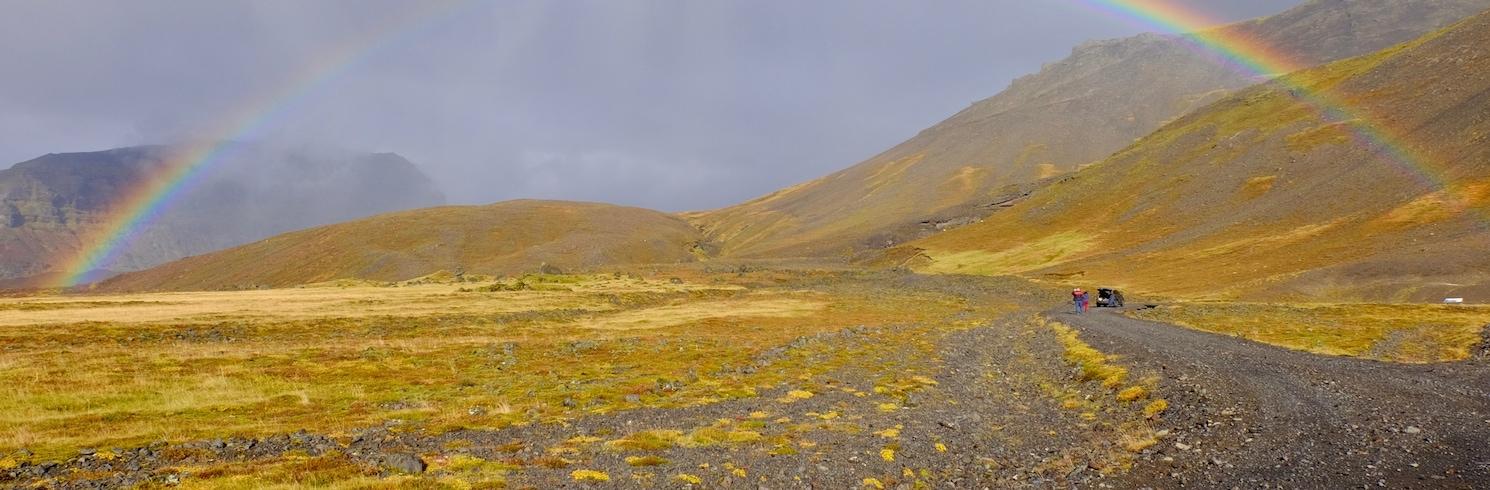 法古荷斯米里, 冰島