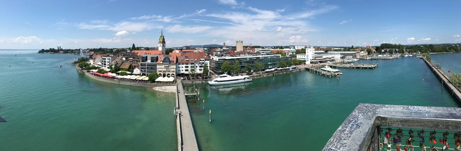 Frīdrihshāfene, Vācija