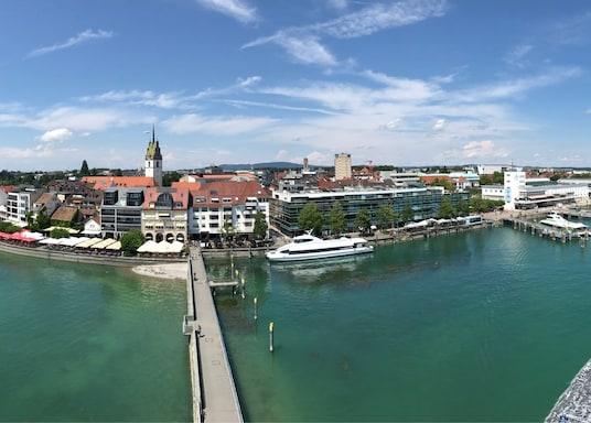 Friedrichshafen, Tyskland