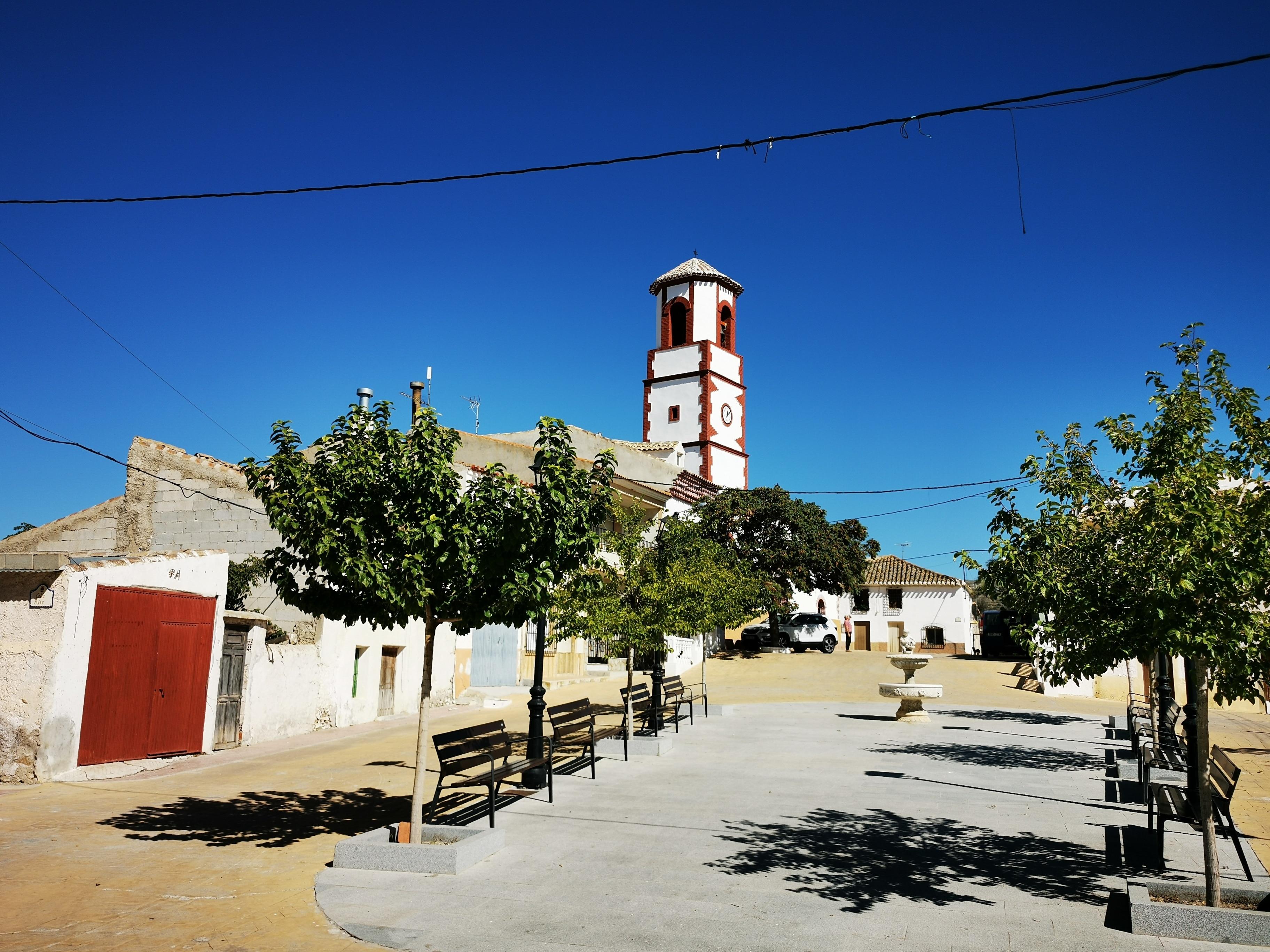 Oria, Andalusia, Spain