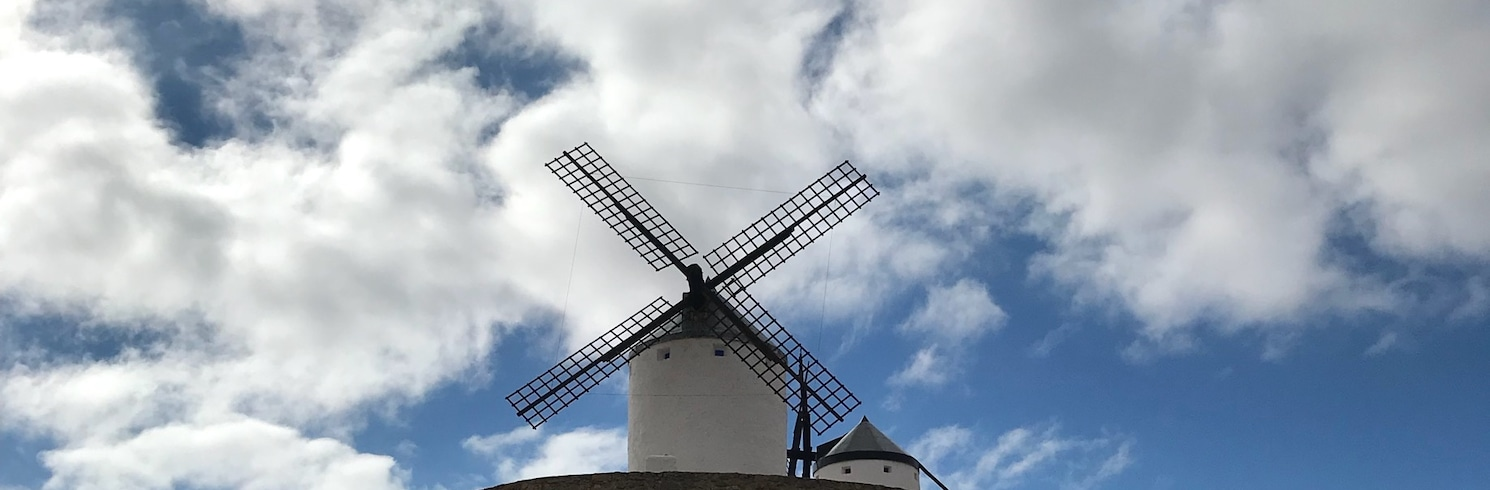 Consuegra, İspanya