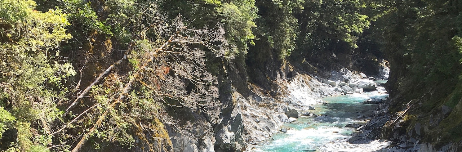 Κουίνσταουν (και γύρω περιοχές), Νέα Ζηλανδία