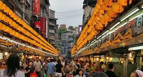 Nočný trh Keelung