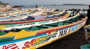 Mercado de pescado de Soumbédioune