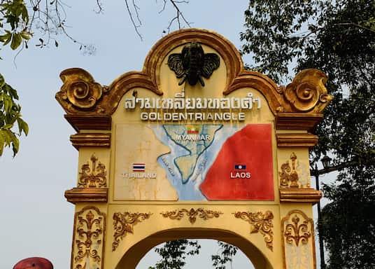 Sop Ruak, Thailand