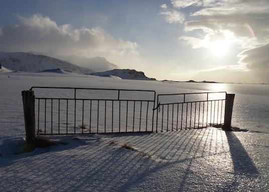 Bjarnanes, Iceland