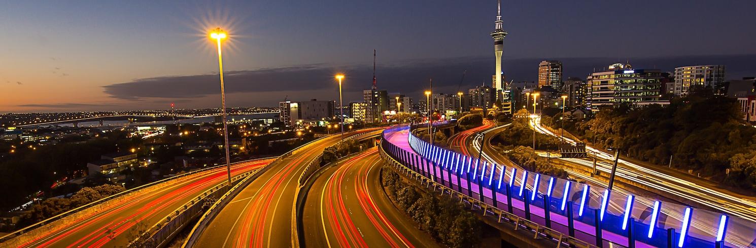 奥克蘭, 紐西蘭
