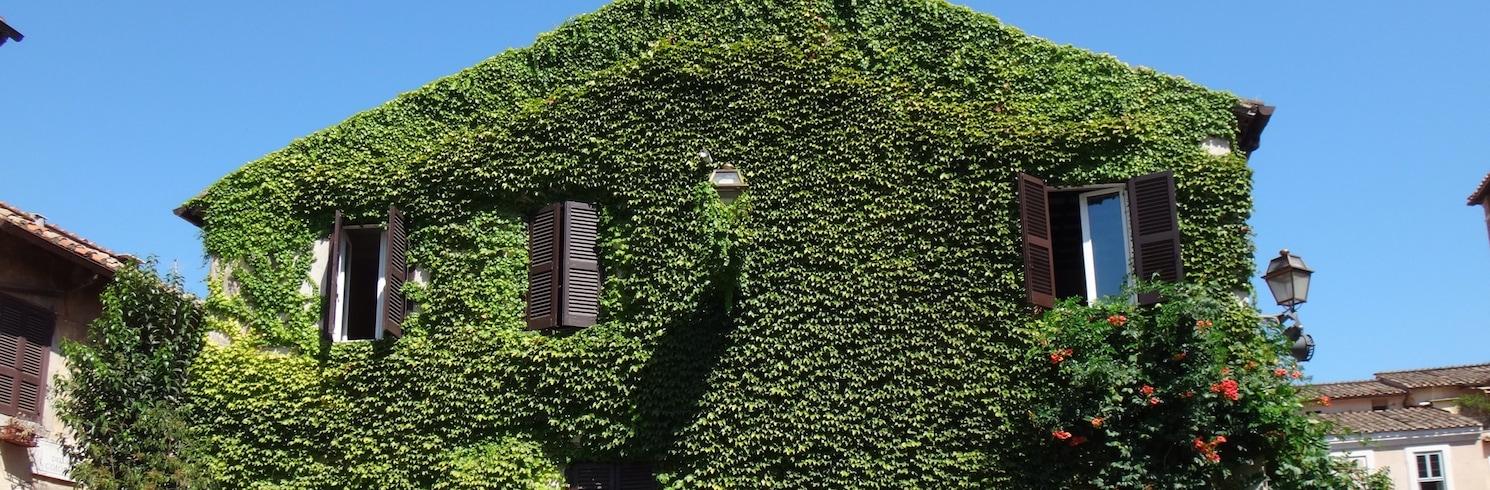 Quartiere Lido di Castel Fusano, Taliansko