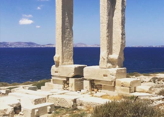 Старый город Наксос, Греция