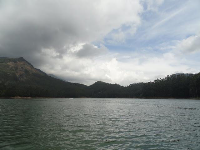 Kundala Dam Lake, Devikolam, Kerala, India
