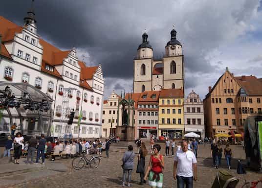 Wittenberg, Deutschland