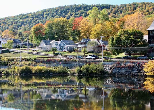 Shelburne Falls, Massachusetts, USA