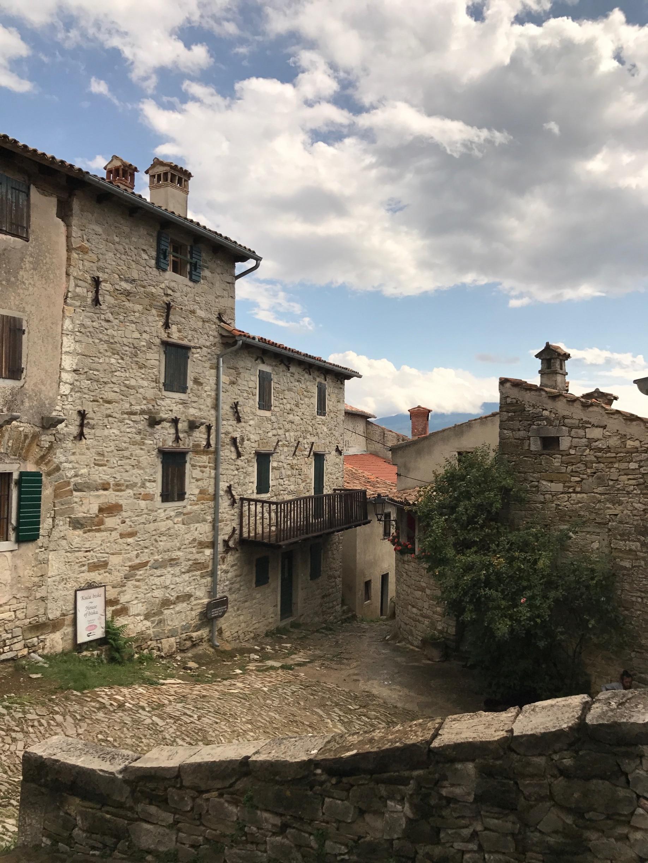 Buzet, Istria County, Croatia