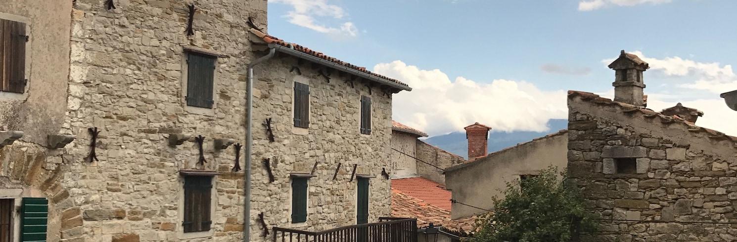 Buzet, Kroatien