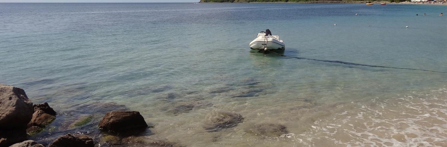 Península Sur, St. Kitts y Nevis