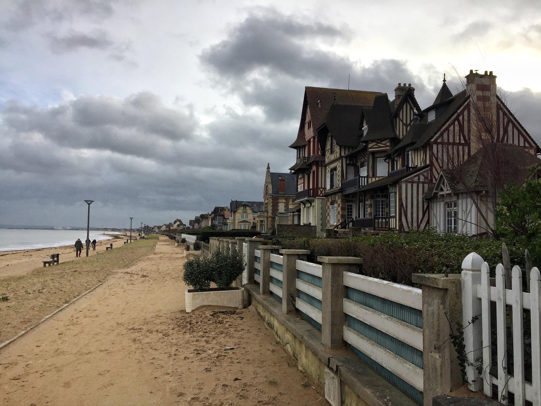 Hermanville-sur-Mer, Calvados (Département), Frankreich