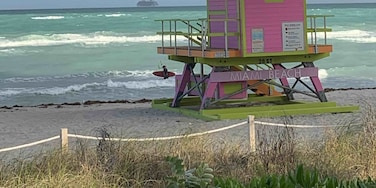 Mid-Beach, Miami Beach, Florida, USA