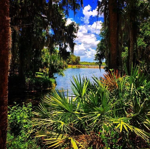 Gemini Springs Park, DeBary, Florida, United States of America